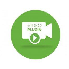 Videoplugin voor optionele camera bij Gogogate